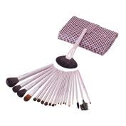 Makeup Brush, Fullkang Professional 21 Pcs Makeup Cosmetics Brushes Set Kits with Makeup Case