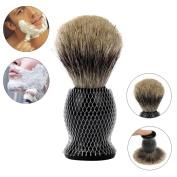 Shaving Brush - Razor Brush, ZY Professional Barber Salon Shave Shaving Razor Brush Wood Handle Tool