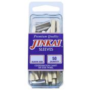 Jinkai Monofiliment/Fluorocarbon Sleeves box of 50