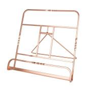 Creative Home 50231 Renaissance Copper Plated Cookbook Holder, Copper, 25cm x 18cm - 0.3cm x 23cm - 2.2cm
