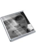 RUFUS SEWELL - Original Art Coaster #js001