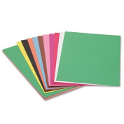 Construction Paper, 26kg., 12 x 18, Assorted, 50 Sheets/Pack, Sold as 50 Sheet
