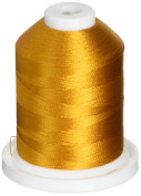 Robison-Anton Rayon Super Strength Thread, 1100-Yard, 24 K Gold