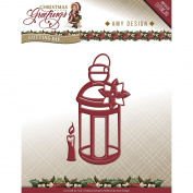 Find It Trading Amy Design Christmas Greetings Die-Lantern