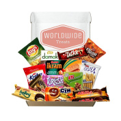Turkish Snack Mix Package