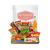 World Wide Snack Mix Package