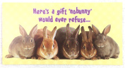 Easter Money Cards (Here's a gift 'nobunny' would ever refuse...) American Greetingspk of 3