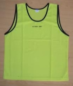 Scrimmage Training Vests Soccer Bibs Youth Set of 12