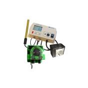 Milwaukee Instruments MC720 pH Controller with Mp810 Dosing Pump, 0 Degree C To 50 Degree C Temperature Range, 0.1 pH Resolution