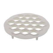 Cheftor Compact Plastic Dumpling Mante Ravioli Pierogi Pelmeni Mould Maker Kitchen Dough Press Cutter 20cm x 20cm