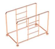 Creative Home 50235 Renaissance Square Trivet, 20cm , Copper