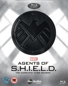 Marvel's Agents of S.H.I.E.L.D [Region B] [Blu-ray]