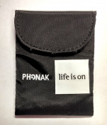 Original Phonak Hearing Aid Pouch