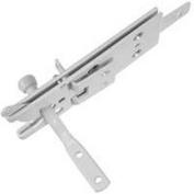 Latch Gate Hd Aluminium White
