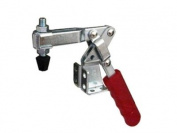 Smoker lid clamp, SIDE mount PUSH (1) BBQ toggle clamps Horizontal Handle Toggle Clamp