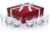 """Baccarat Crystal """"Everyday"""" Set Of Six Tumblers"""