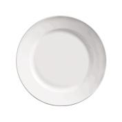 World Tableware 840-420R-24 Porcelana RE 18cm Plate - 36 / CS