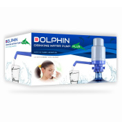 Improved New Generation Dolphin Water Bottle Pump with 4 Tubes