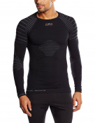 X-Bionic Men's Invent Underwear Shirt Long Sleeve Base Layer