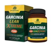 Premium Garcinia Lean Xtreme Cambogia Extract Formula - 60 High Potency Capsules - 60 Percent HCA