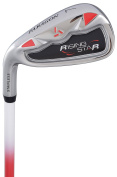 Paragon Rising Star Kids Junior #7 Iron Ages 3-5 Red