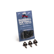 Athletic Specialties Baseball/Softball Metal Replacement Cleats