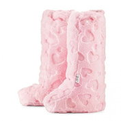 MayLily® Premium   SUPERCAT High Booties Cut & Warm for Super Baby Toddler   100% original Minky   3-12 months   Antiallergic filling   Made in EU   available in many colours