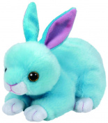 TY Beanie Babies Jumper 41180 - Rabbit, 15 cm, Blue