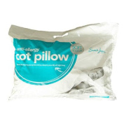 Anti-Allergy Baby/Toddler Cot/Cot Bed Pillow + FREE U.K. DELIVERY
