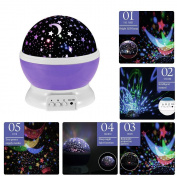 Children Lights, VSOAIR Starry Night Light Lamp 3 Modes Star Projector Light