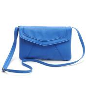 Single-shoulder Bag, Xjp Women's Leather Shoulder Bag Cross-body Bag Envelope Wallet