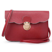 Single-shoulder Bag, Xjp Women's Casual Leather Shoulder Bag Handbag Purse Wallet