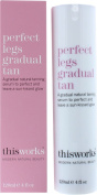 This Works Perfect Legs Gradual Tan 120ml Natural Beauty Tanning Serum For Her