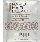 RAPID BLUE BLEACH HIGH LIFT POWDER WITH ARGAN OIL 25G