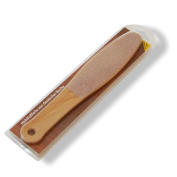 NAILFUN Double-Sided Wooden Foot File - Grit 60/100