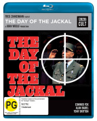 The Day Of The Jackal [Region B] [Blu-ray]