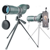 Solomark Spotting Scope 15-45X 60 Spotting scope for Outdoor Sporting Activities