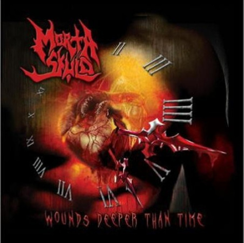 Wounds Deeper Than Time by Morta Skuld.