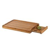 Klarstein Chopmaster Cutting Board & Kitchen Scale 5 kg Bamboo
