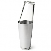 Tuff-Luv Professional Boston Cocktail Shaker & Glass