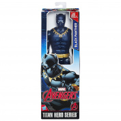 AVENGERS C0759ES00 Marvel Titan Hero Series 30cm Black Panther Figure