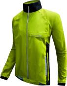 Funkier Attack Pro Kids Waterproof Jacket in Yellow X-Large - Age 14 Approx