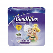 GoodNites Girls Underwear Small/Medium, Girl, 26 Count (Pack of 3), Packaging May Vary