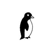 Art Stamps Tiny Penguin Stamp