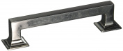 Hickory Hardware P3012-14 Studio Collection Cabinet Pull, 14cm , Bright Nickel