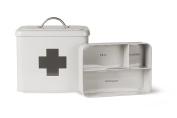 Garden Trading First Aid Box, Chalk