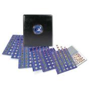 SAFE 7340 Premium Coin Album Euro Sets