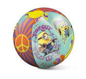 Despicable Me Minion Inflatable Swimming Pool Toy Beach Ball, 50 cm Diameter