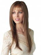 Fashion Women Wigs Long Natrual Straight Wigs for Daily Use