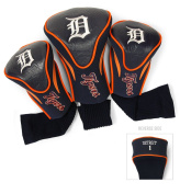 MLB 3 Pack Contour Head Covers